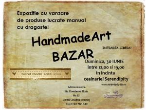 HandArt BAZAR banner