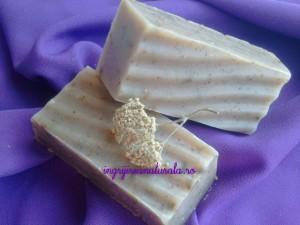 sampon solid handmade par gras matreata